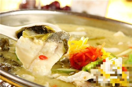 格鱼汤的做法