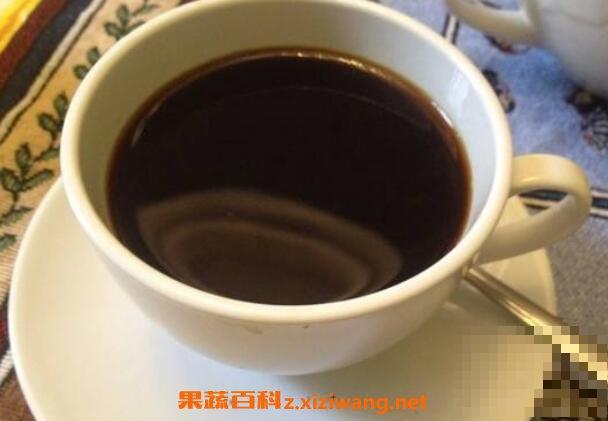 黑咖啡如何喝减肥 黑咖啡减肥正确喝法