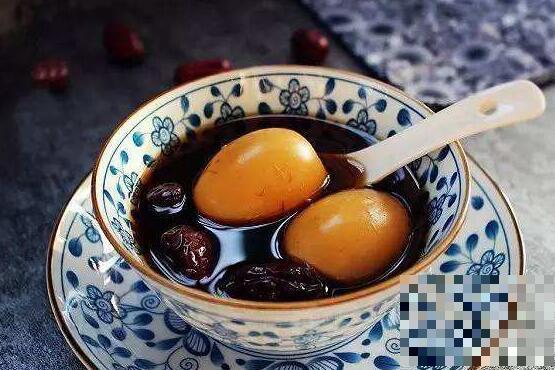 红糖鸡蛋的功效与作用有哪些